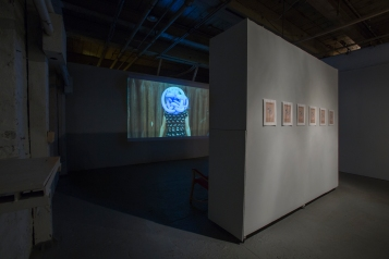 back to abstraction - 2016 - KTG installation